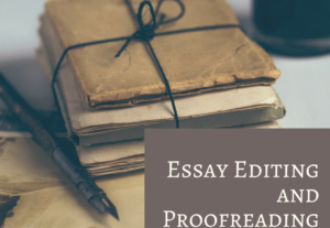 13014Essay Editing and Proofreading
