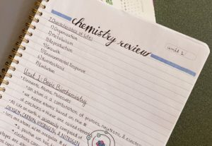13270Chemistry notes