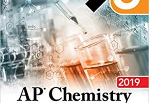 22044*UNUSED* AP Chemistry 5 Steps To a 5 Review Book 2019 Edition